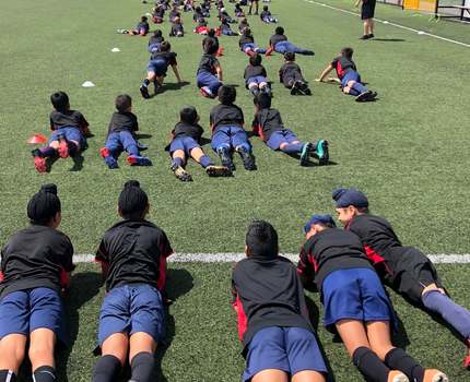 S&C at the academy